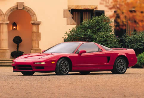 Acura  on 1992 Acura Nsx