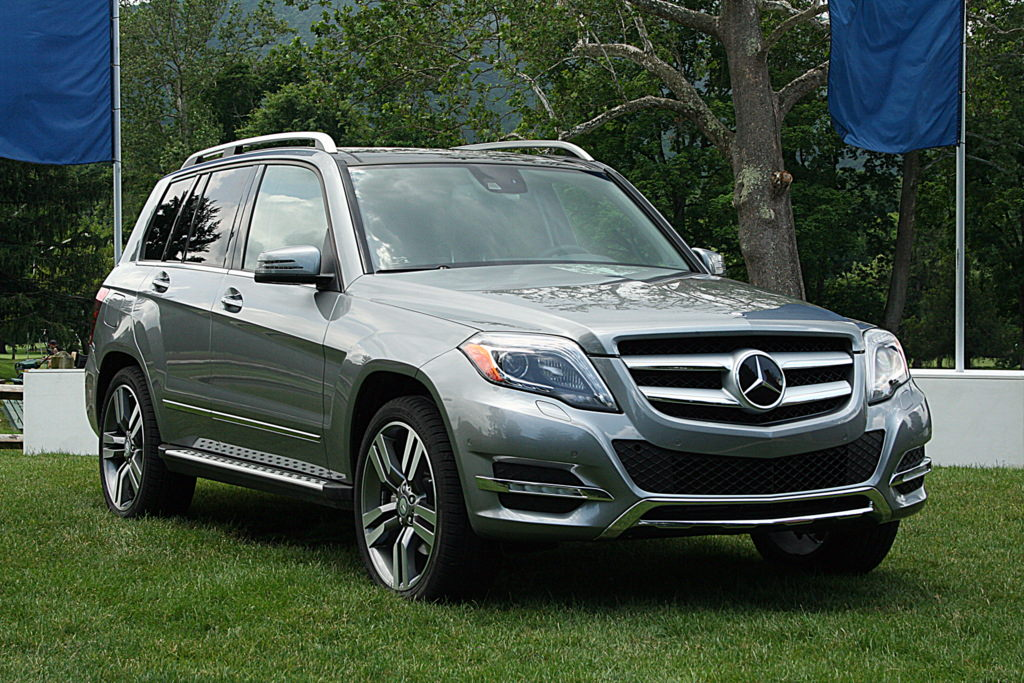 Mercedes-Benz GLK Review: 2013