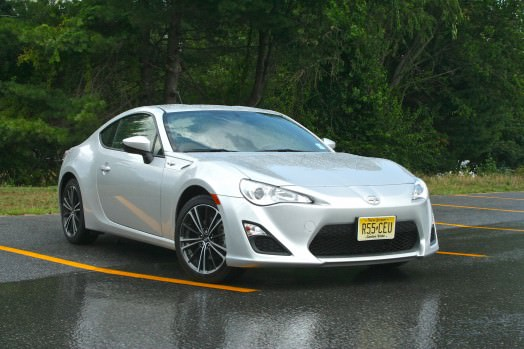 Scion FR-S Review: 2012
