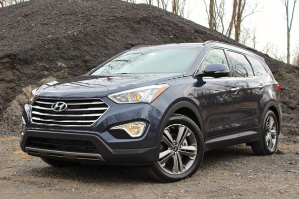 Review: 2013 Hyundai Santa Fe