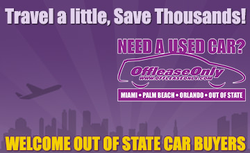 OffLeaseOnly Out Of State - Used Cars for Sale