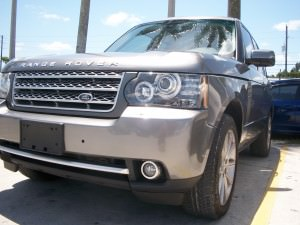 2011 Range Rover Supercharged AWD