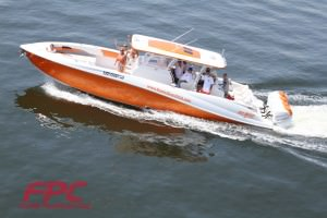 The Fischers' Deep Impact 399 Poker Run Edition