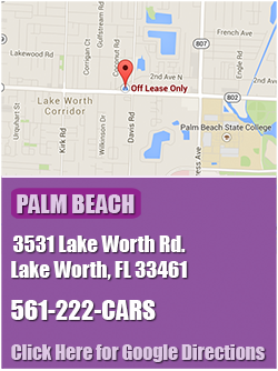 OffLeaseOnly Palm Beach - OffLeaseOnly Loyal Customer