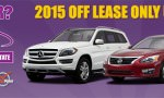 2015 OffLeaseOnly Used Cars for Sale