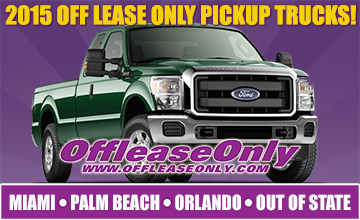 2015 OffLeaseOnly Used Pickup Trucks