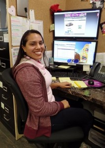 OffLeaseOnly BDC Agent - Andreina Perez