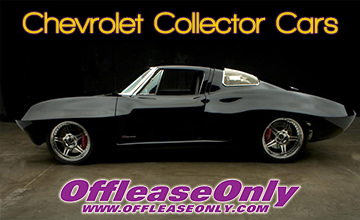 OffLeaseOnly Chevrolet Collector Cars