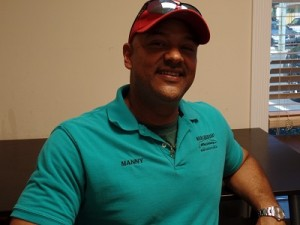 OffLeaseOnly Out of State Sales Associate Manuel Morales