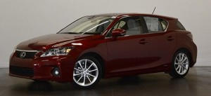 Captivating OffLeaseOnly Used Lexus CT 200h Hatchback