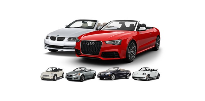 OffLeaseOnly Used Convertibles for Sale