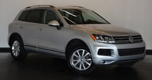 OffLeaseOnly Used Volkswagen Touareg Sport AWD