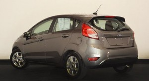 OffLeaseOnly Used Ford Fiesta.