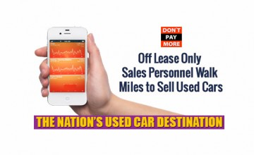 OffLeaseOnly Sales Reps Used Cars