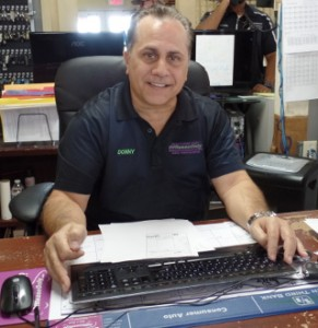 OffLeaseOnly Palm Beach sales manager Donny Raso knows sales personnel log miles on the job every day.