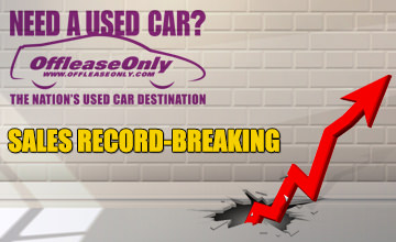 OffLeaseOnly Used Cars Sales Record