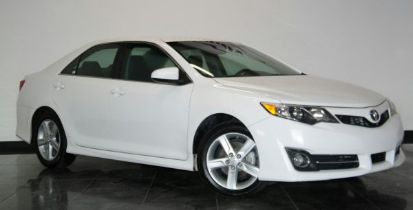 OffLeaseOnly Used Toyota Camry is a top seller!