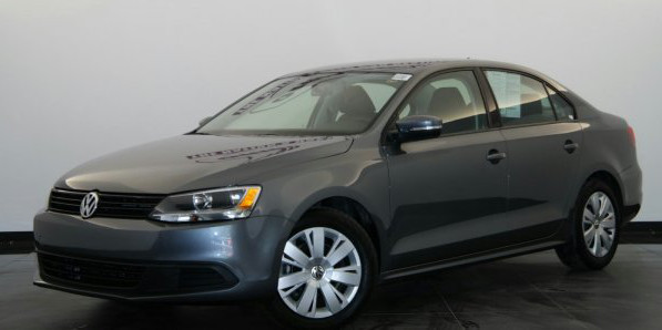 OffLeaseOnly Used Volkswagen Jetta, one of OffLeaseOnly's most popular Volkswagen models.