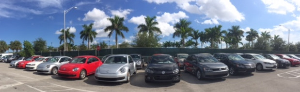 OffLeaseOnly Used Volkswagen Inventory at OffLeaseOnly Miami.