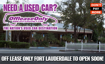 OffLeaseOnly Fort Lauderdale Dealership to Open Soon