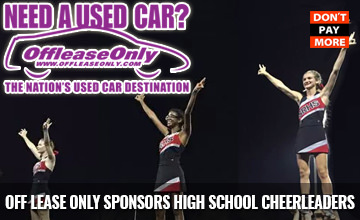 OffLeaseOnly Sponsors High School