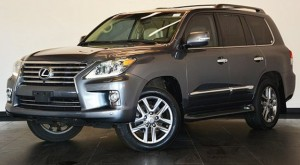 OffLeaseOnly Used Lexus LX 570