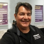 Off Lease Only Sales Associate Al Fernandez, Orlando's top seller for November.