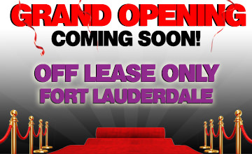 OffLeaseOnly Fort Lauderdale Used Cars for Sale