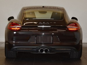OffLeaseOnly Used Porsche Cayman - rear