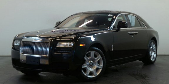 OffLeaseOnly Used Rolls Royce Ghost