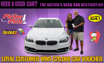 OffLeaseOnly Loyal Customer Wins $20,000 Car Voucher