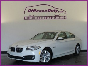 OffLeaseOnly Loyal Customer - OffLeaseOnly Used BMW 528i
