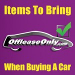 Off Lease Only Used Car