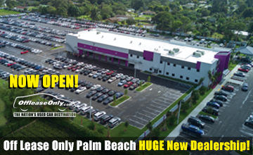 OffLeaseOnly Palm Beach (Congress Ave.) Now Open