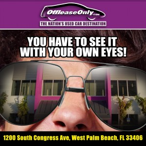 Off Lease Only Palm Beach