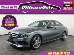 Off Lease Only Select Mercedes C 300