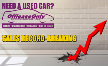 OffLeaseOnly Sales Record Breaking