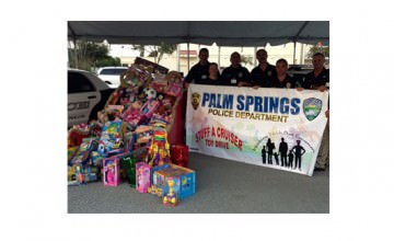 OffLeaseOnly Palm Springs Toy Drive