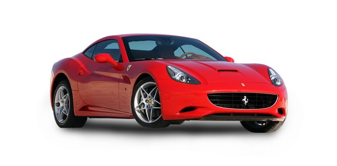 Lease ferrari california