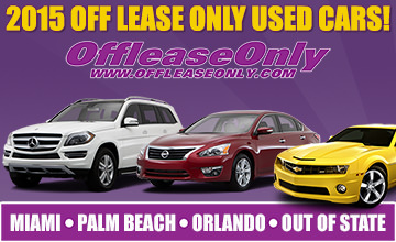 OffLeaseOnly 2015 Used Cars for Sale - Save Thousands!