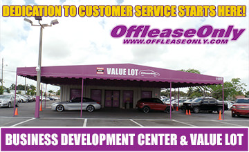 OffLeaseOnly Business Development Center - Value Lot