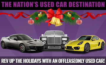 OffLeaseOnly UsedCars Holiday Rev Up
