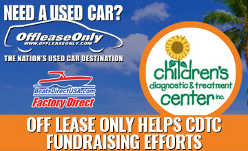 OffLeaseOnly Helps CDTC Fundraising Efforts