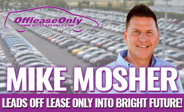 Mike Mosher Leads Off Lease Only into Bright Future