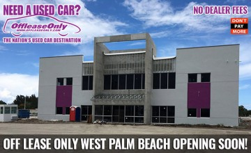 Off Lease Only West Palm Beach Opening Soon