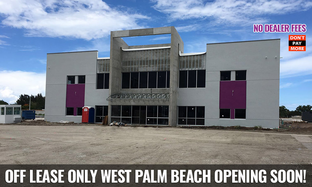 Off Lease Palm Beach >> Offleaseonly West Palm Beach Opening Soon