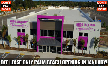 OffLeaseOnly Palm Beach New Congress Ave. Location