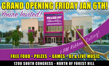 OffLeaseOnly Palm Beach Grand Opening