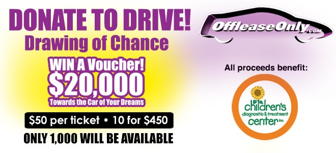 Win An Off Lease Only 20k Car Voucher To Support Cdtc