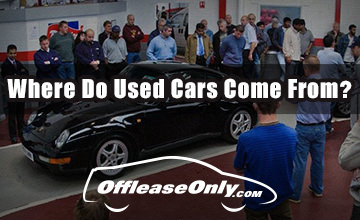 OffLeaseOnly Where do Used Cars Come From?